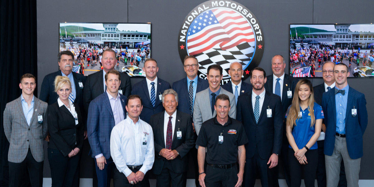 National Motorsports Coalition Meets Capitol Hill Lawmakers