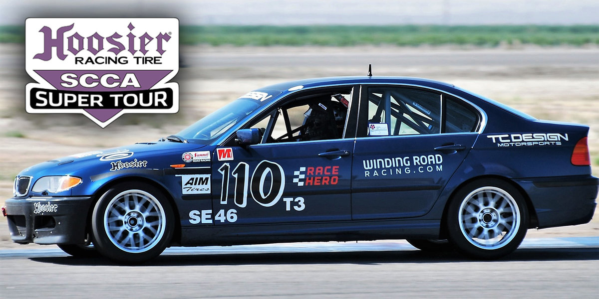 At A Glance: '19 Buttonwillow Hoosier Super Tour