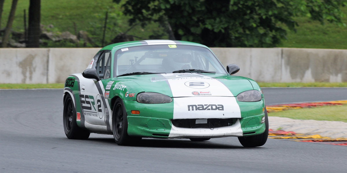 June Sprints Racing Saturday at Road America Hoosier Super Tour