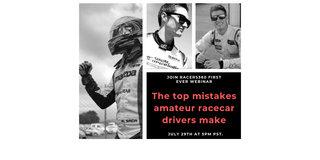 Free Racers360 Webinar