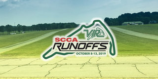 New VIR Paddock Roads, Updated Maps and More Runoffs Info
