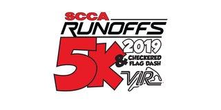 Fourth Annual SCCA Runoffs 5K Walk/Run at VIR