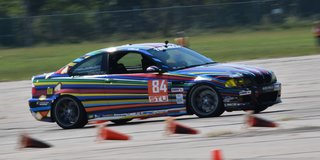 Thursday Evening Tire Rack Solo Nationals Update