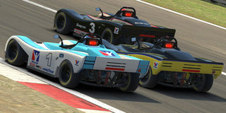 Bordeaux is Second iRacing SCCA SRF Challenge Champ