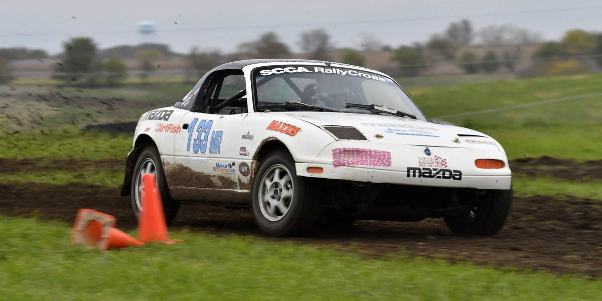 2019 DirtFish SCCA RallyCross Nationals this Weekend!