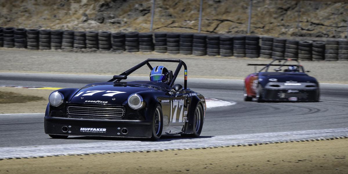 Hoosier Super Tour Video Series: WeatherTech Raceway Laguna Seca