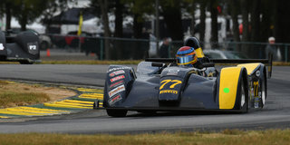 Tray Ayres Storms VIR in P2 for Second Championship