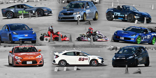 2019 SCCA Solo Triad Award Winners