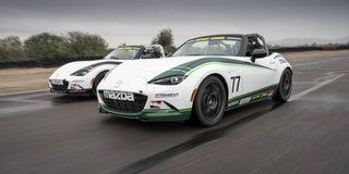 SCCA Drivers Make Cut for Mazda Road to 24 Shootout