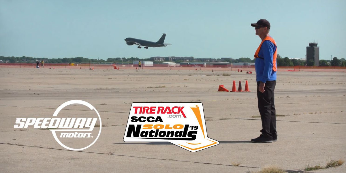 2019 Speedway Motors Tire Rack Solo Nationals Video
