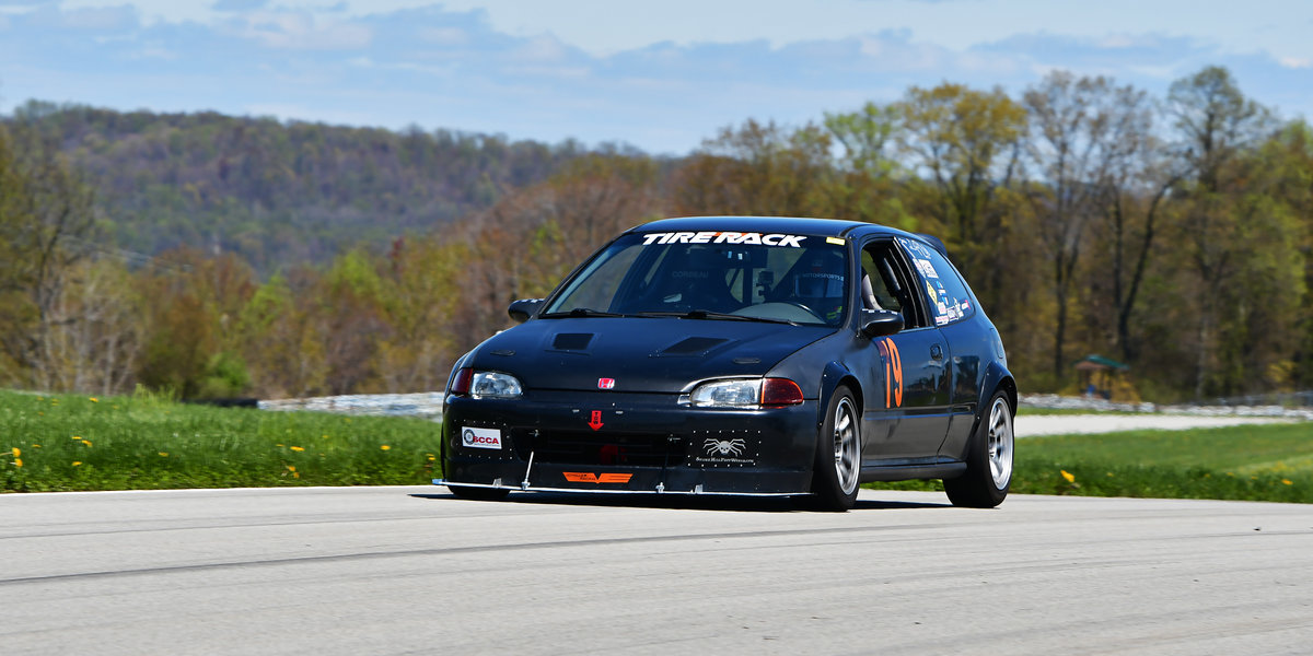 2020 Tire Rack SCCA National Tour Powered by Hagerty Schedule