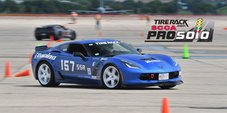 2020 Tire Rack SCCA ProSolo Single-Course Design and SuperPass