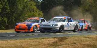 SCCA Contingency: Perfect Partnership Between Sponsors/Racers