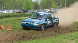 Project Rally-Scort/The Fazda