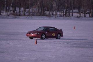Ice Runs SVR