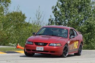 Autocross w/ FVSCC
