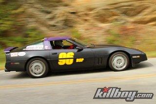 Corvette @ Dragon HC