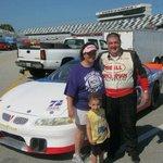 Family At Daytona