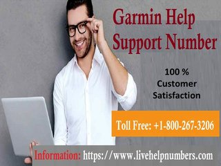 Garmin customer support number +1-800-267-3206 is reachable at all times-solve your problems quickly