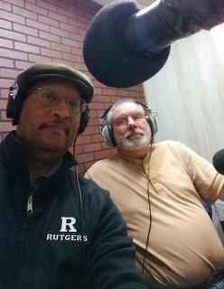 SCCA on the Radio