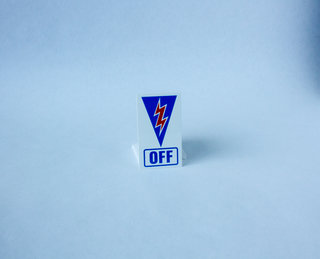 Master Switch OFF Decal
