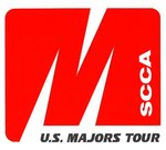 Majors Series Tour Decal