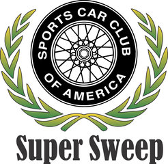 super sweep logo