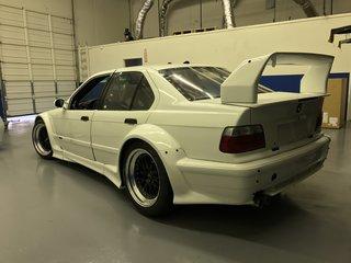 Bmw E36 M3 S54 Ptg Wide Body 4 Door Sports Car Club Of America