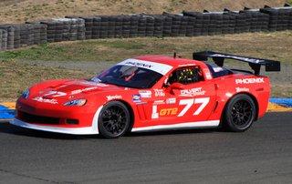 FOR SALE: 2010 Chevrolet Corvette GT-2 Race Car - Sports Car Club of