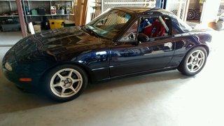 FOR SALE: 1996 Spec Miata - Sports Car Club of America