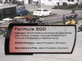 Formula 500 2010 SCCA Runoffs