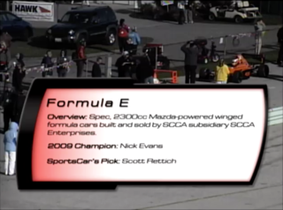 Formula Enterprises 2010 SCCA Runoffs