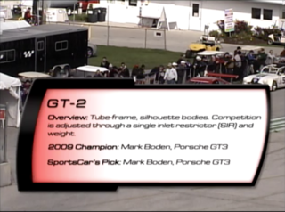 Grand Touring 2 2010 SCCA Runoffs