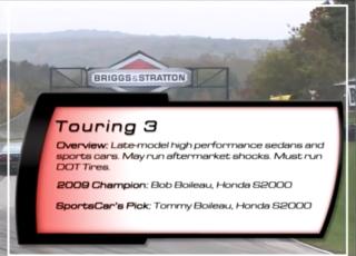 STU & Touring 3 2010 SCCA Runoffs