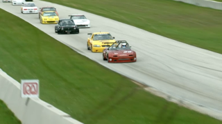 Grand Touring Lite 2011 SCCA Runoffs