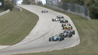 Formula Atlantic & Formula 1000 2012 SCCA Runoffs