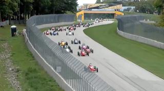 Formula Vee 2013 SCCA Runoffs