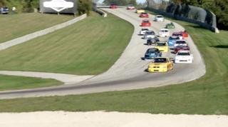 Grand Touring Lite 2013 SCCA Runoffs