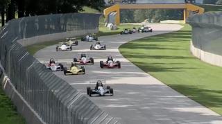 Sports 2000 & Formula Mazda 2013 SCCA Runoffs