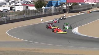 Formula Enterprises & Formula Mazda 2014 SCCA Runoffs