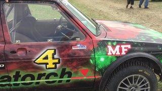 Drake MF-2016 RallyCross National Champion