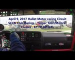 2017 - Hallett Motor Racing Circuit - April 9 - HP Car #42