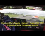 Heartland Park Topeka - Majors 2 - Sunday August 6, 2017