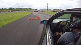 2018 UMI Autocross - Best Run