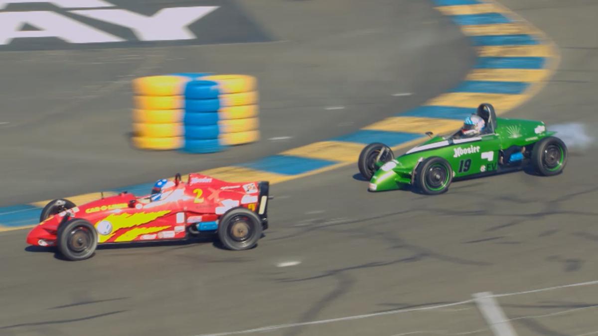 FV - 2018 SCCA Runoffs - Sports Car Club of America