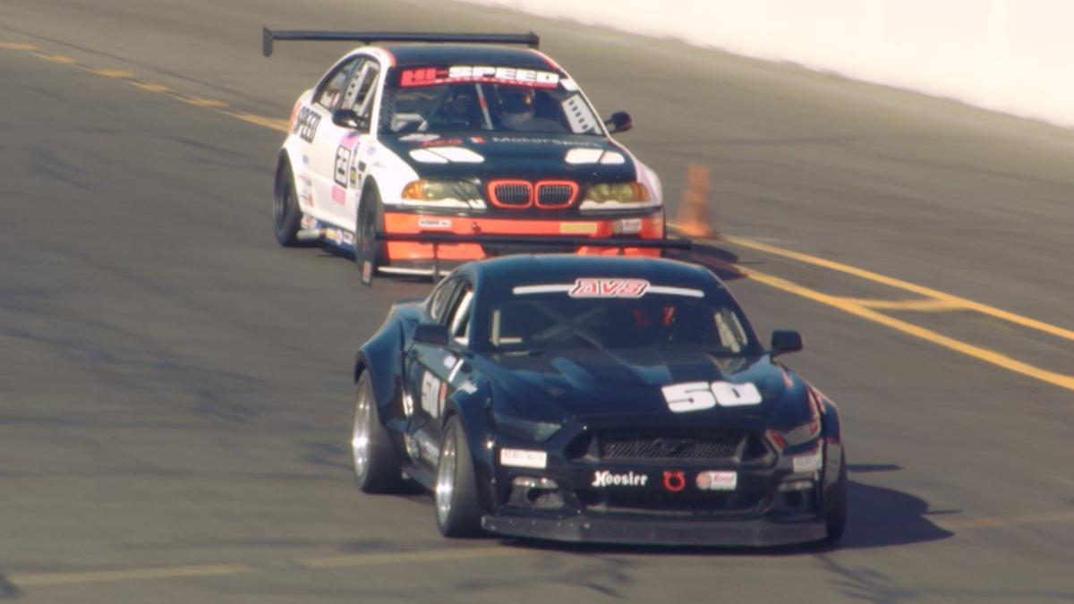 T1 - 2018 SCCA Runoffs - Sports Car Club of America