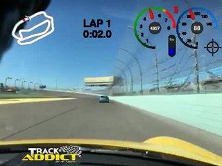 2014 GT3 on Miami Homestead Speedway