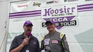 19 Hoosier Super Tour: Portland Winner Videos - Sports Car Club of