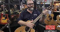 Acoustic Guitar Magazine Sees Takamine's New Stuff at Summer NAMM