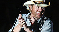 Toby Keith Caps Record-Breaking 2017